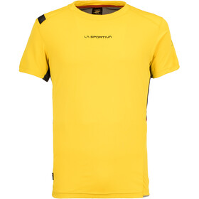 La Sportiva Blitz T-Shirt Heren, geel